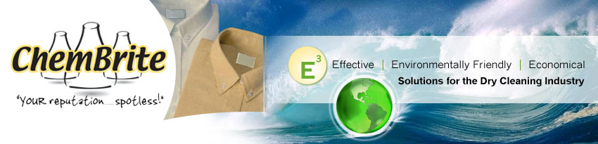 ChemBrite products are Effective, Environmentally Friendly and Economical